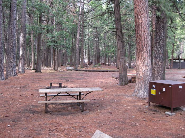 CampsiteCampsite 108