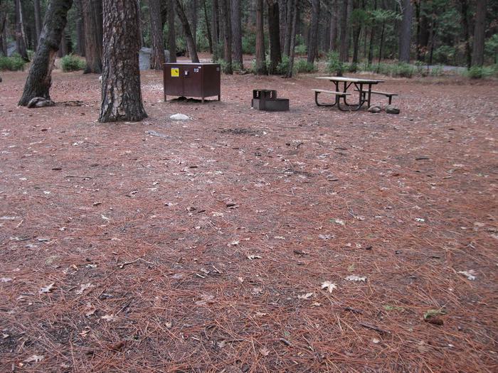 CampsiteCampsite 112