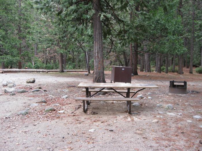 CampsiteCampsite 114
