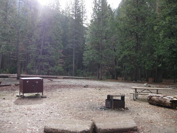 CampsiteCampsite 117