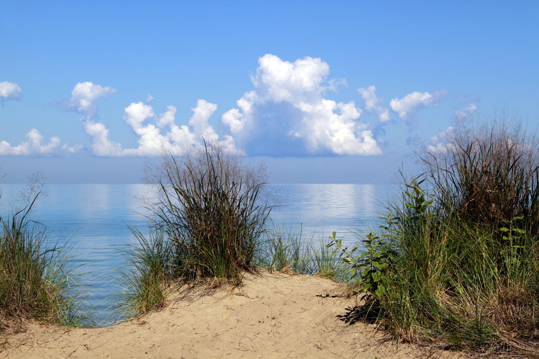 Peace on Lake Michigan