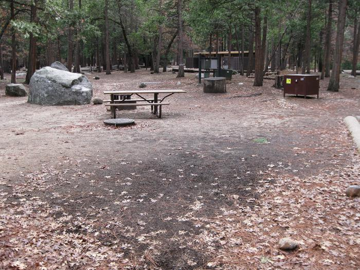 CampsiteCampsite 121