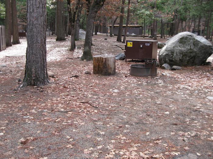 CampsiteCampsite 123