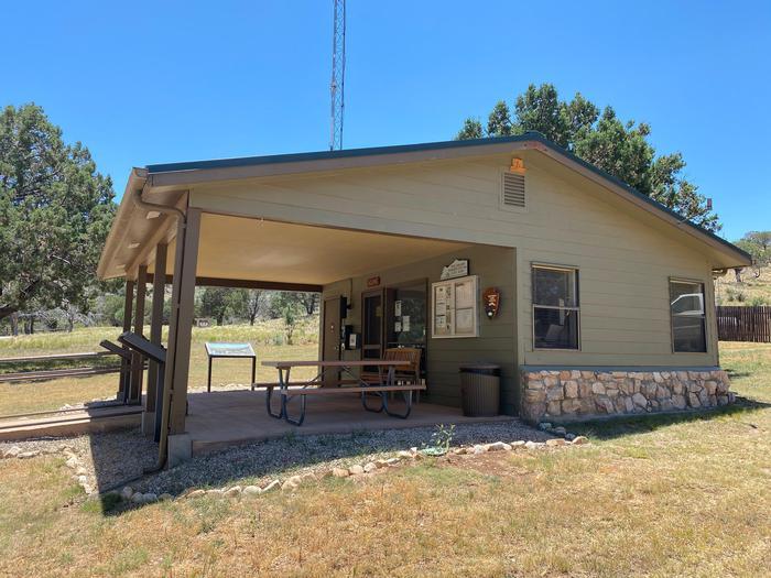 Dog Canyon Ranger Station