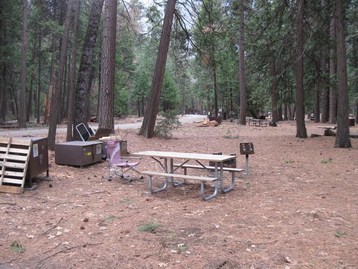 Campsite HostCampsite 52