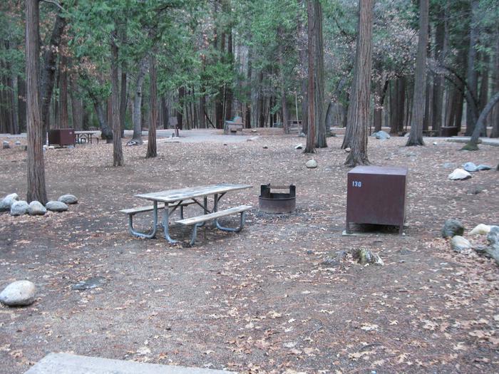 CampsiteCampsite 130