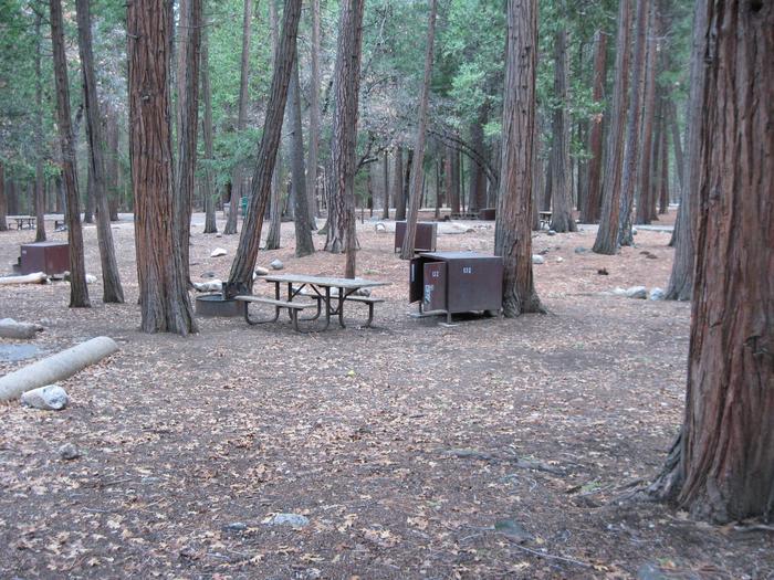 CampsiteCampsite 132