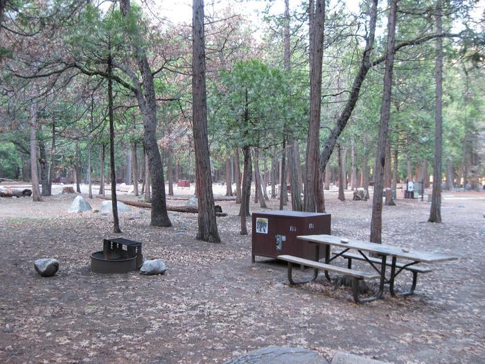 CampsiteCampsite 133