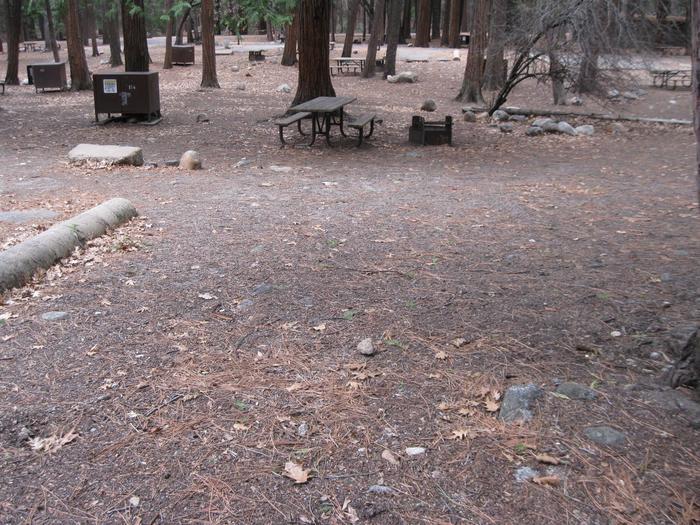 Campsite 134Campsite 134