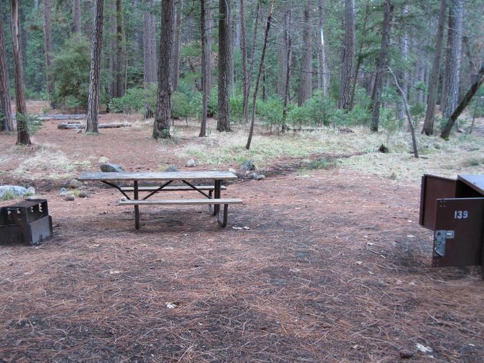 CampsiteCampsite 139