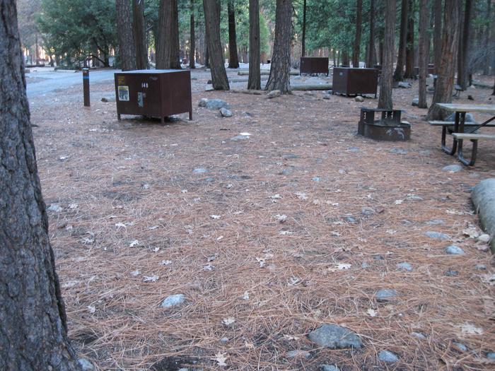 CampsiteCampsite 140