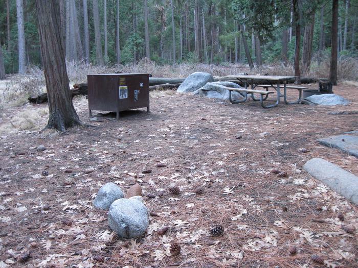 CampsiteCampsite 143