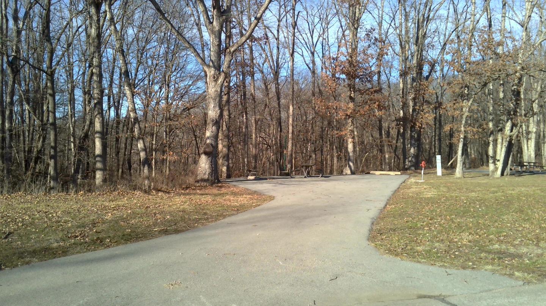 Site 83 Driveway