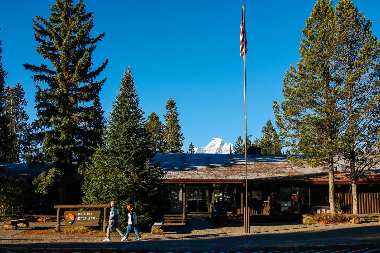 Colter Bay Visitor Center