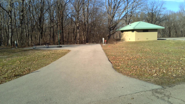 Site 87 Driveway