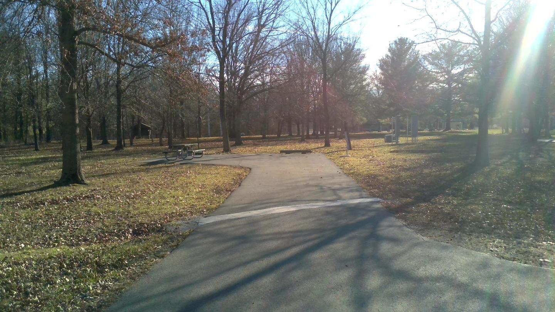 Site 102 Driveway
