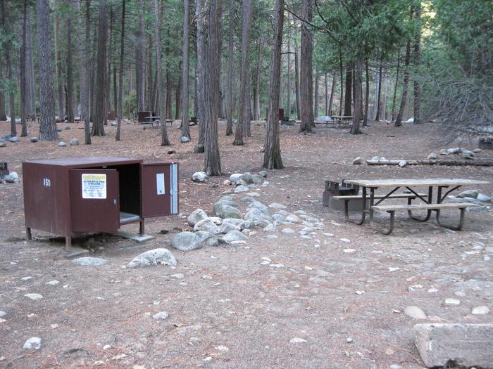 CampsiteCampsite 150