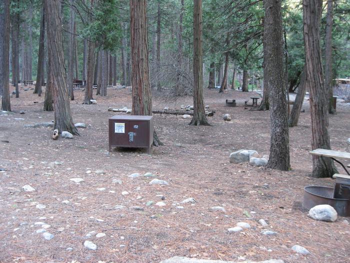 CampsiteCampsite 152