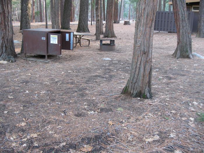 CampsiteCampsite 153
