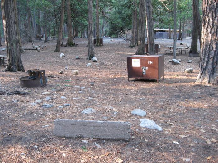 CampsiteCampsite 154