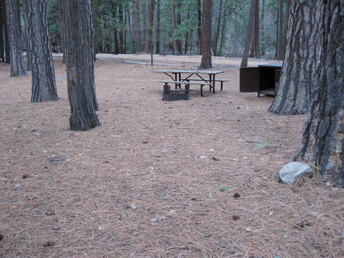 CampsiteCampsite 158