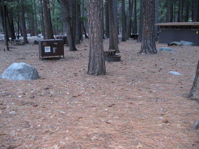 CampsiteCampsite 162