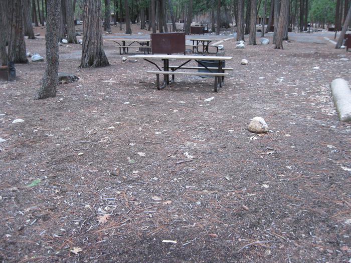 CampsiteCampsite 166