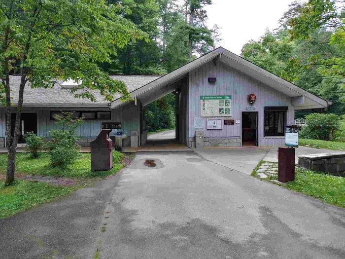 Linville Falls Visitor Center