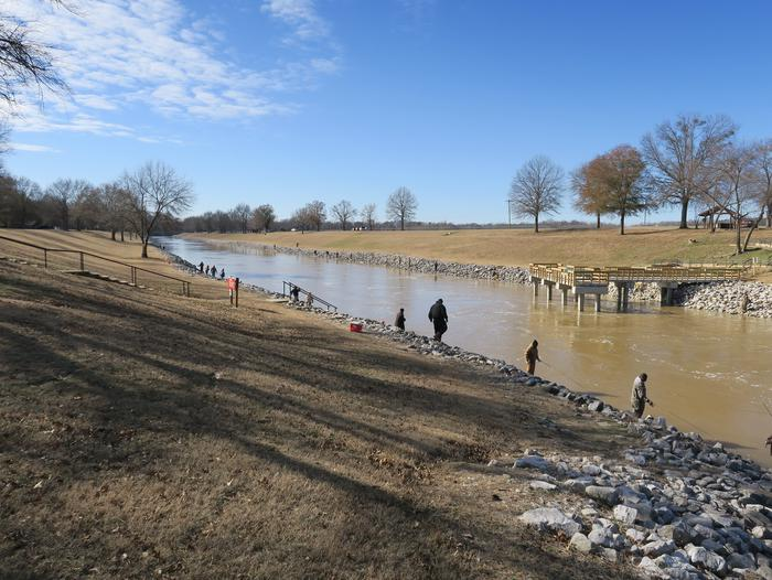 Preview photo of Outlet Channel (Enid Lake)
