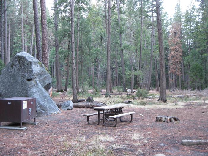 CampsiteCampsite 172