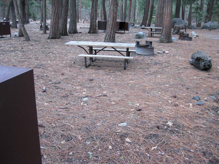 CampsiteCampsite 173