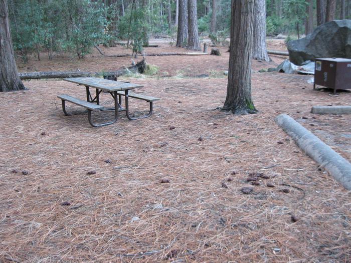 CampsiteCampsite 174