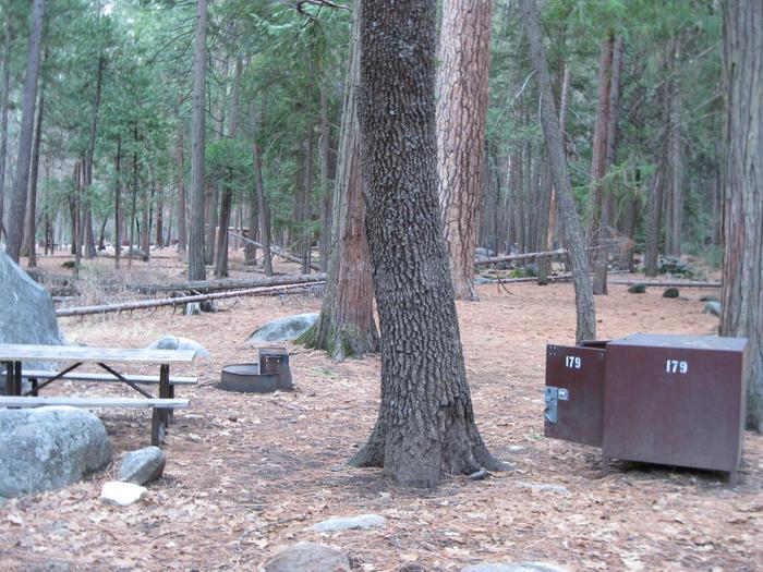 CampsiteCampsite 179