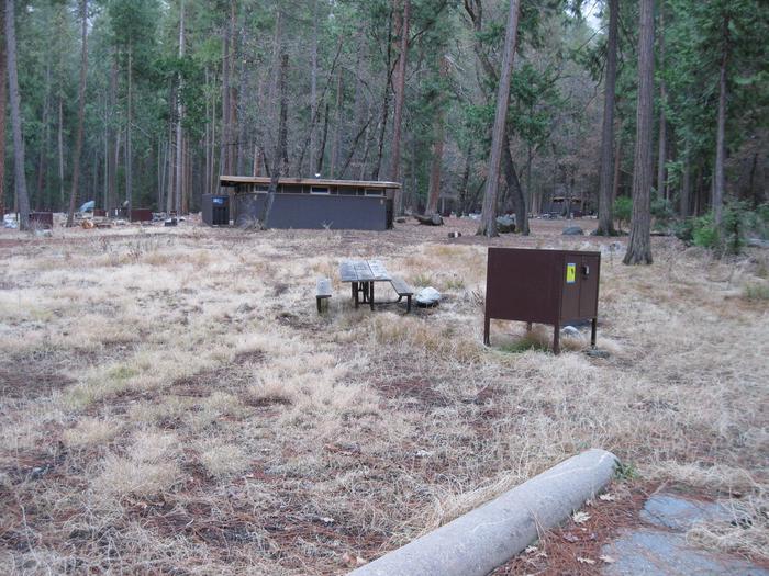 CampsiteCampsite 186