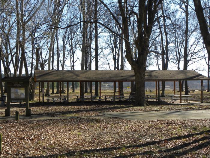 Paradise Point Pavilion #1