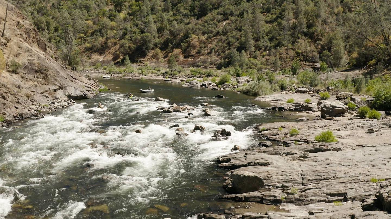 Stanislaus NF - Tuolumne Wild & Scenic River Tuolumne Wild & Scenic River