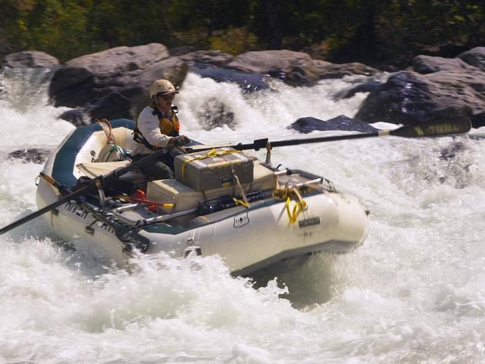 Preview photo of Tuolumne River Permits