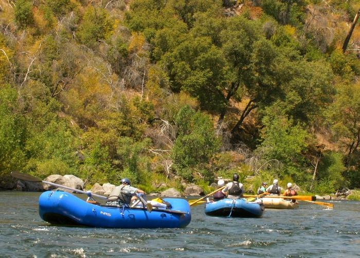 Stanislaus NF - Tuolumne Wild & Scenic River TripTuolumne Wild & Scenic River Volunteers 2020