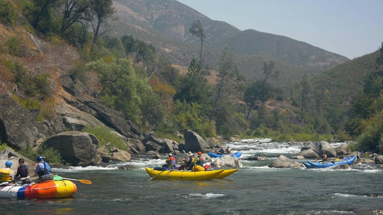 Stanislaus NF - Tuolumne Wild & Scenic VolunteersTuolumne Wild & Scenic River Volunteers 2020