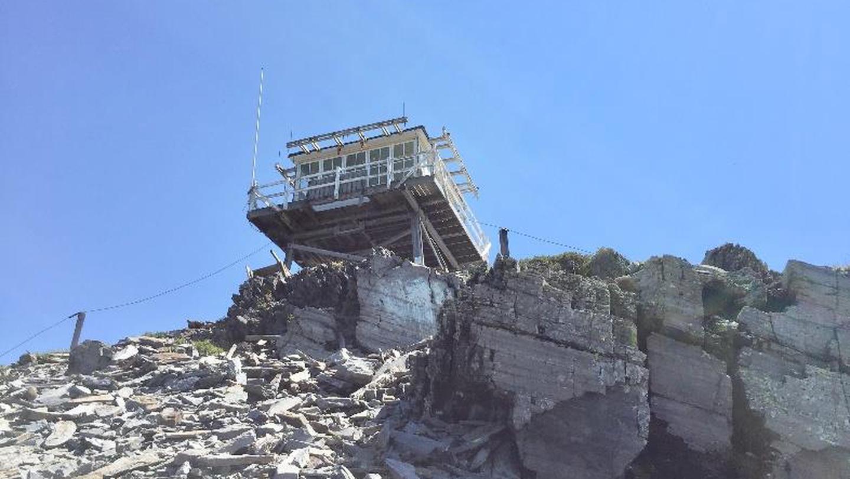Meadow Peak Lookout