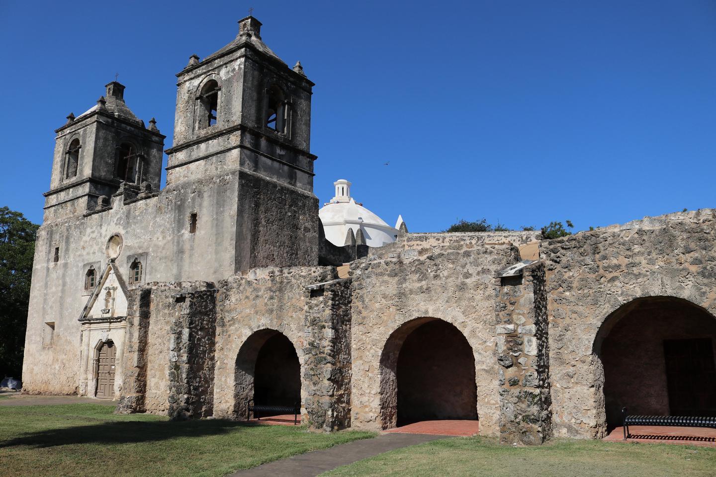 Mission Concepcion Convento & ChurchMission Concepcion is the nation's oldest unrestored stone church.