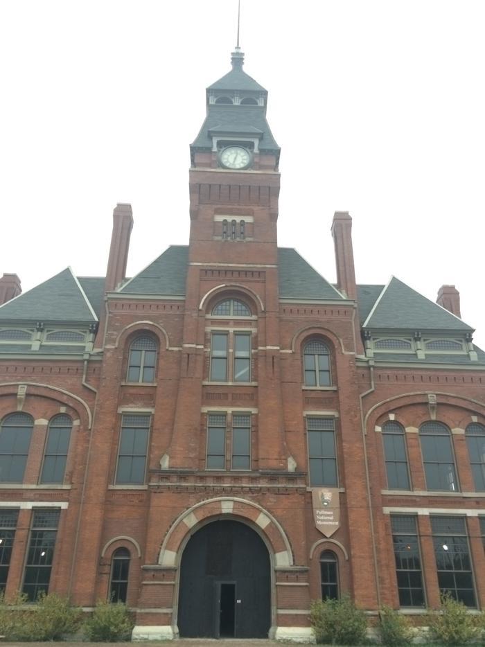Historic Administration BuildingAdministration Building