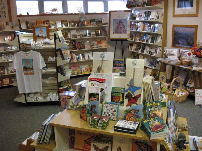 Western National Parks Association BookstoreWNPA sells items to help you learn more about President Johnson and the Hill Country. All proceeds benefit park programs.