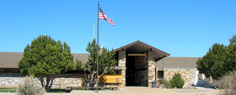 Golden Spike Visitor CenterGolden Spike Visitor Center Entrance