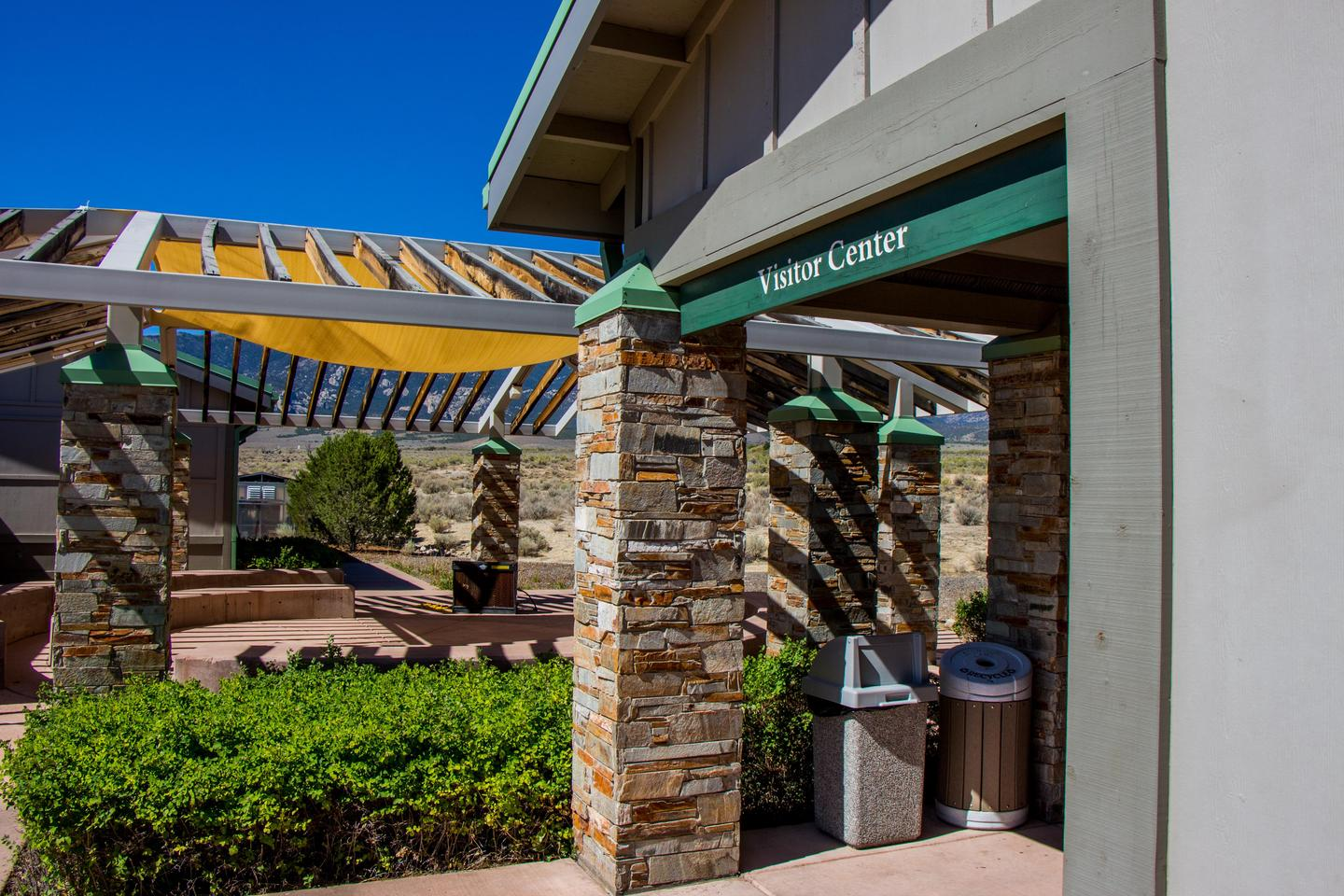 Great Basin Visitor CenterGreat Basin Visitor Center just six miles from the park entrance