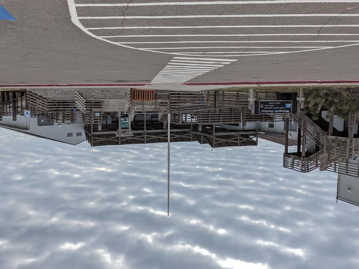 Malaquite Visitor Center Pavilion
