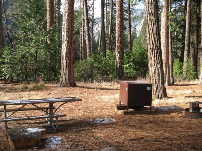 CampsiteCampsite 69