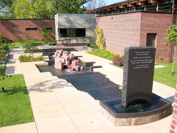 Stream of American History at CorinthStream of American History