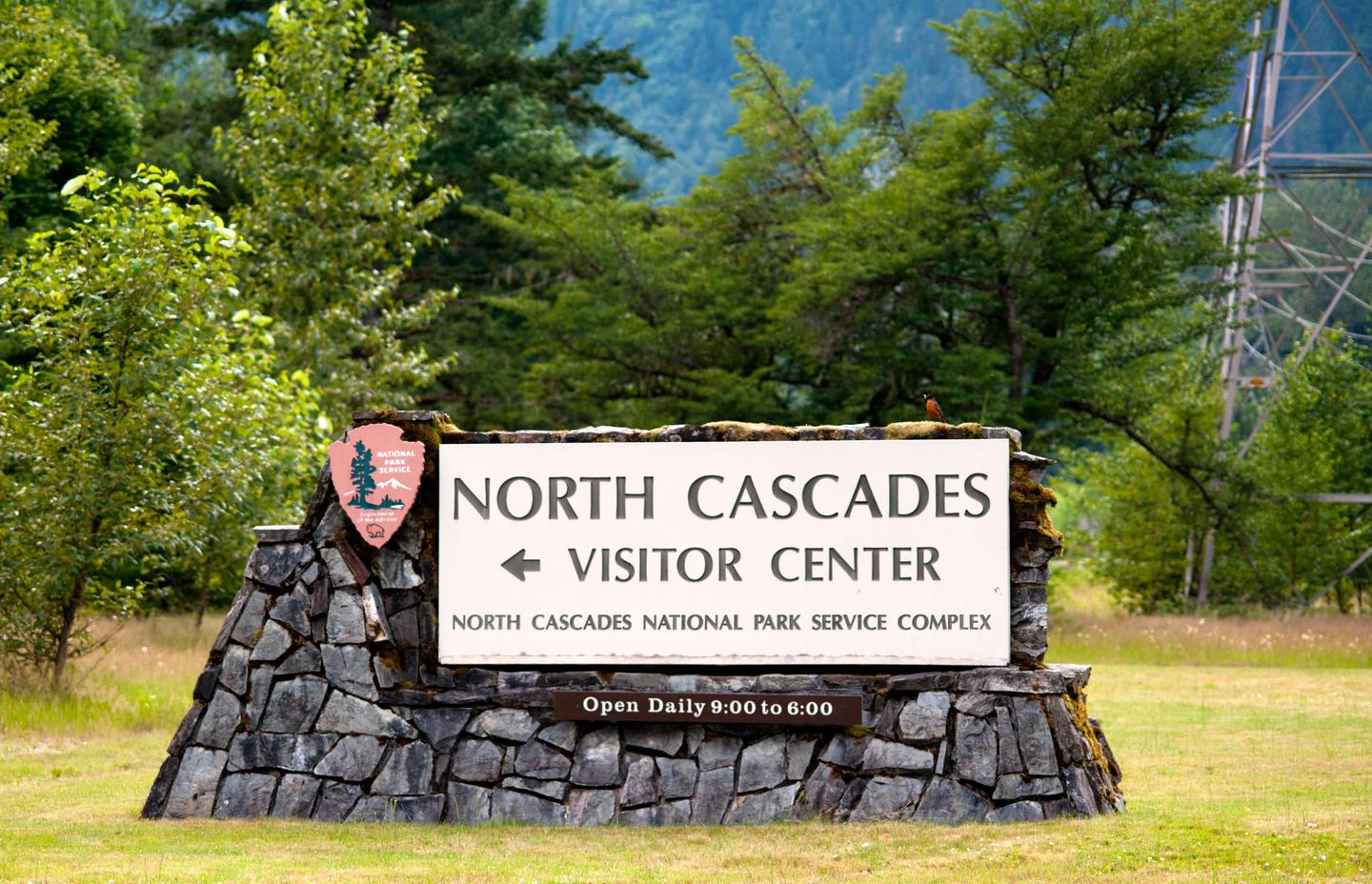 NCVCVisit the North Cascades Visitor Center to learn about the park complex and plan your visit.