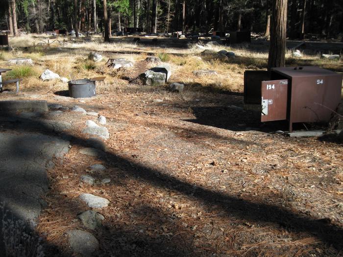 CampsiteCampsite 194